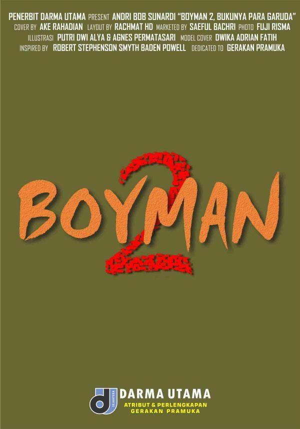 Boyman 2 Back 600