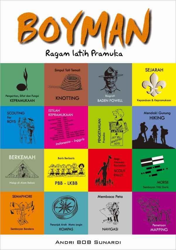 Buku Pramuka Boyman Edisi 2013