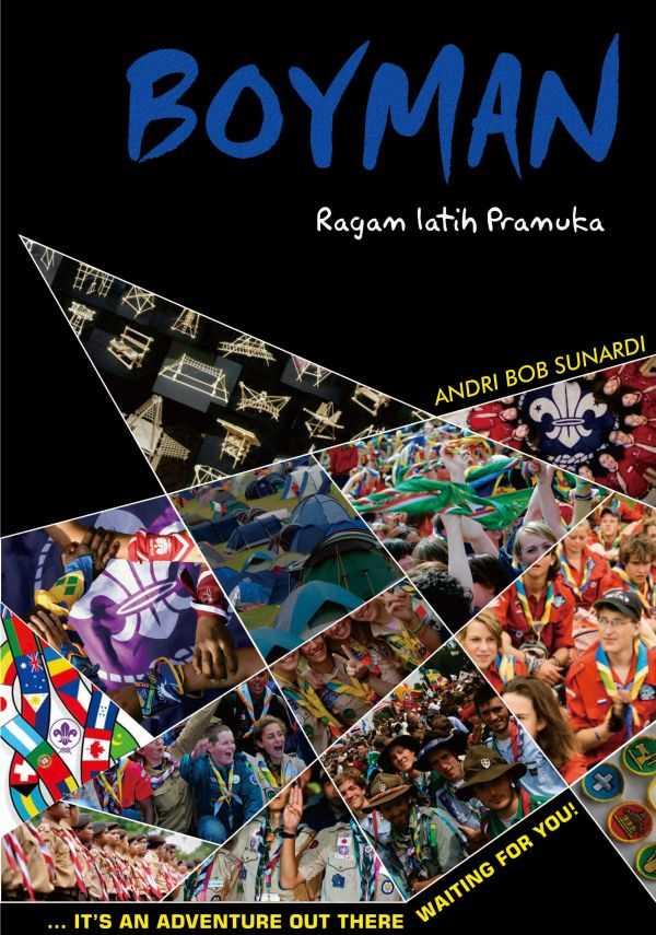 Buku Pramuka Boyman