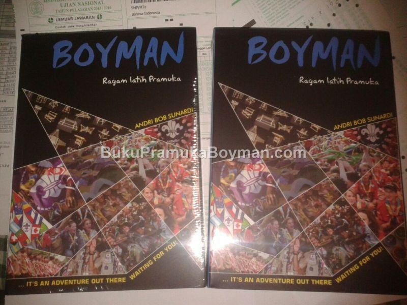 Boyman 1 - depan