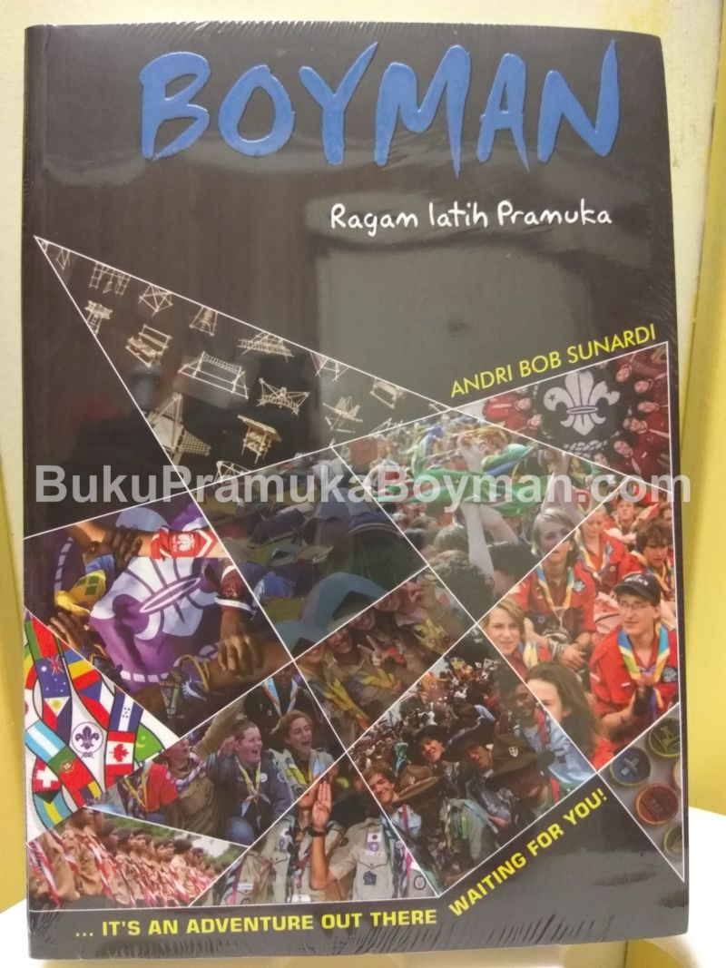 Boyman 1 - cover depan