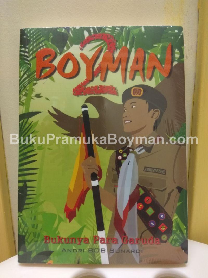 Boyman 2 cover depan